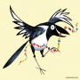 Magpie&#39;s Photo